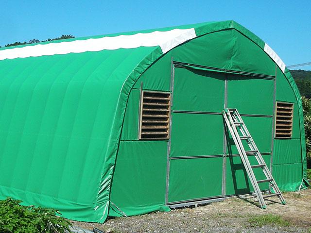 テント倉庫・テント上屋